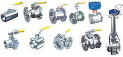 SS, CS, CI Ball Valves