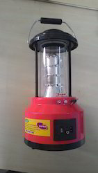 LED Lantern With 12 V Battery