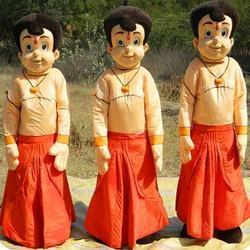 Inflatable Costumes Like Chota Bheem Doraemon