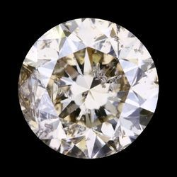 Real Solitaire Brilliant Cut Diamond