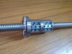 External Circulation Type Ground Ball Screw Nut Assembly
