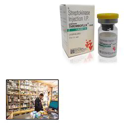 Thromboflux Injection for Chemist Shop