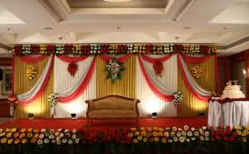 Stage and Hall Decorations Service