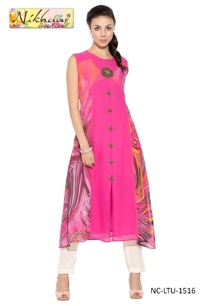 Trendy Designer Casual Pakistani Style Long Suits at Rs 1699 ...
