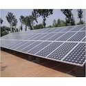 On Rooftop Solar Grid Tie Power Plant