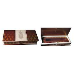 Wedding Invitation Card Box