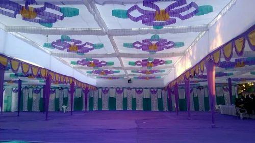 Water Proof Wedding Tent & Water Proof Wedding Tent   Sadguru Mandap Manufacturer ...