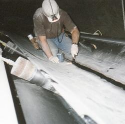 Conveyor Belt Repair Services