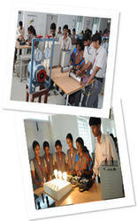B.E Electrical & Electronics Engineering