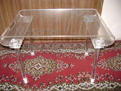 Acrylic - Center Table ( Dismentable )