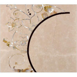 Mother of Pearl Inlays Tile