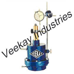 Cross Permeability Test Apparatus