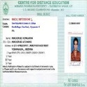 Examination Hall Ticket Printing Service