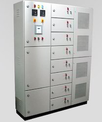 Lift Power Factor Control Panel