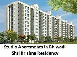 Studio Apartment in Bhiwadi - Shri Krishna Residency