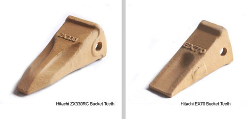 Bucket Teeth EX 70 | North East Overseas | Wholesale Trader in