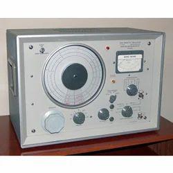 Audio Oscillator Calibration Services