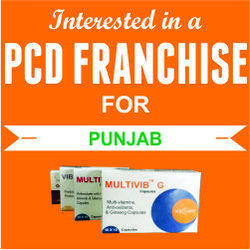 Pharma PCD In Punjab