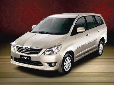Toyota Innova Delux Luxury Cars Rental Services Dwarka New Delhi
