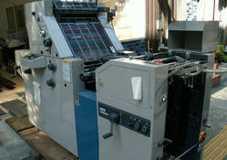 Ryobi 3300 CR Offset Printing Machine