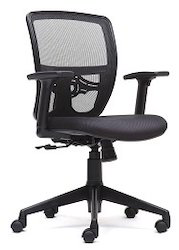 Storm Zx Mid Back Chair