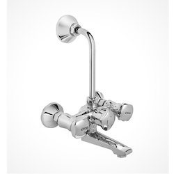 Wall Mixer Tel with L Bend Legend