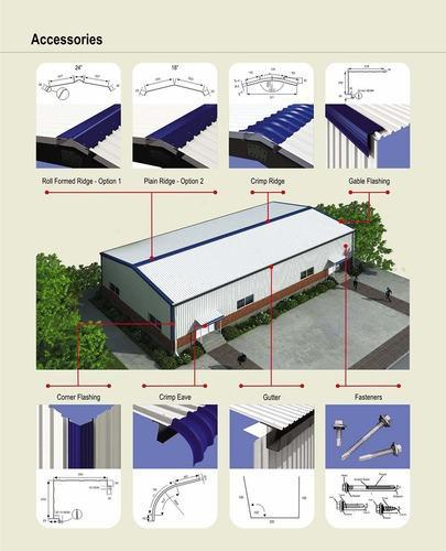 Tata Colour Coated Sheets - Tata Durashine Roofing Sheets Wholesaler