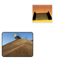 vibrating screens for construction industry