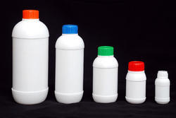 HDPE Vertical Bottles