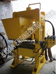 8 Bricks Fly Ash Brick Making Machine