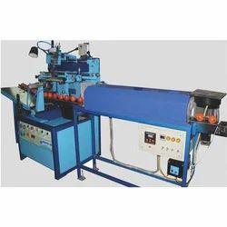 On Line IR Dryer Ice Cream Ball Printing Machine