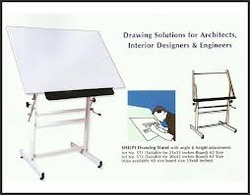 Architecture Drawing Table architect drafting table - draughtsman table manufacturer from chennai