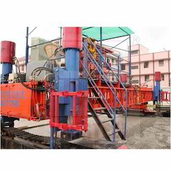 Electronic Sensor Paver Machine
