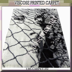 Viscose Printed Carpet