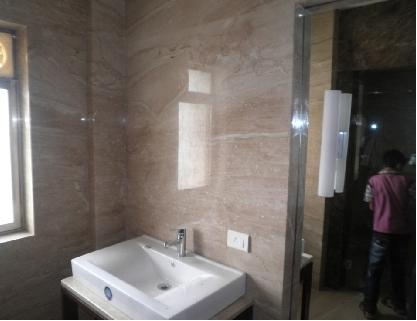 Hotel bathroom interior designing services in santacruz for Very small indian bathroom designs