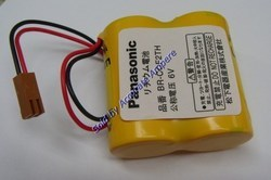 Panasonic BRCCFT 2 H 6V Lithium Battery For CNC And Fanuc