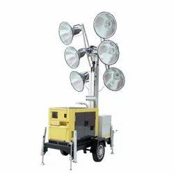 Light Tower Generator