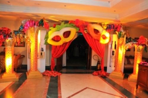 goan carnival theme services theme wedding service goa wedding