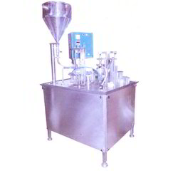 Curd Lassi Packing Machine