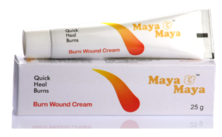 Burn Wound Cream View Specifications Details Of Antiseptic Cream