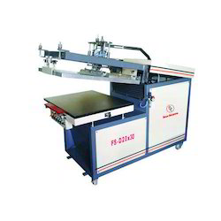 Auto Flat Screen Printing Machine