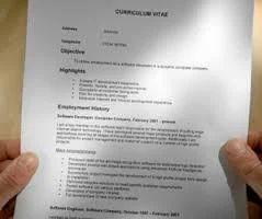 Employment Record Check
