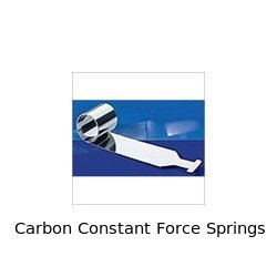Carbon Constant Force Springs