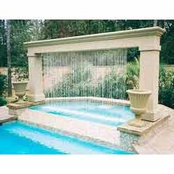 Water Curtains For Pools Curtain Menzilperde Net