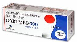 Metformin Hydrochloride Tablets