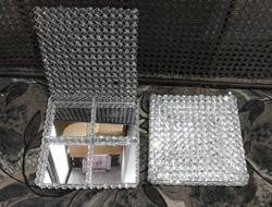Crystal Dry Fruit Box