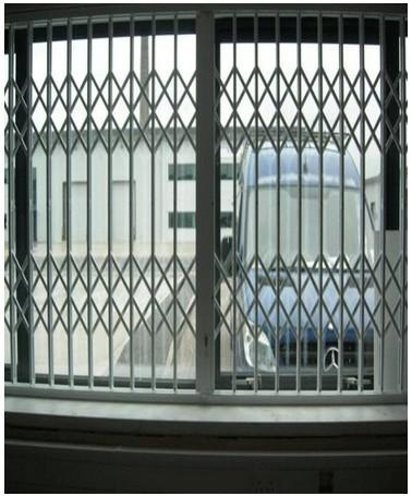 Ms Channel Gate Ms Collapsible Gates Manufacturer From
