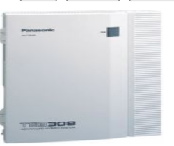 panasonic epabx teb 308 view specifications details of rh indiamart com Panasonic Technical Support kx-teb308 installation manual