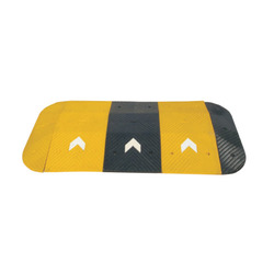 Rubber Safety Speed Bumps
