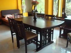 Wooden Dining TableWooden Dining Table Manufacturers  Suppliers   Dealers in Thrissur  . Dining Table Set Price In Kerala. Home Design Ideas